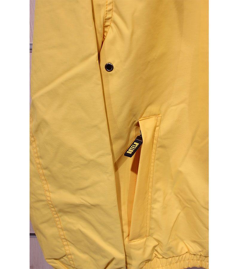 cazadora impermeable batela 3004 amarillo4