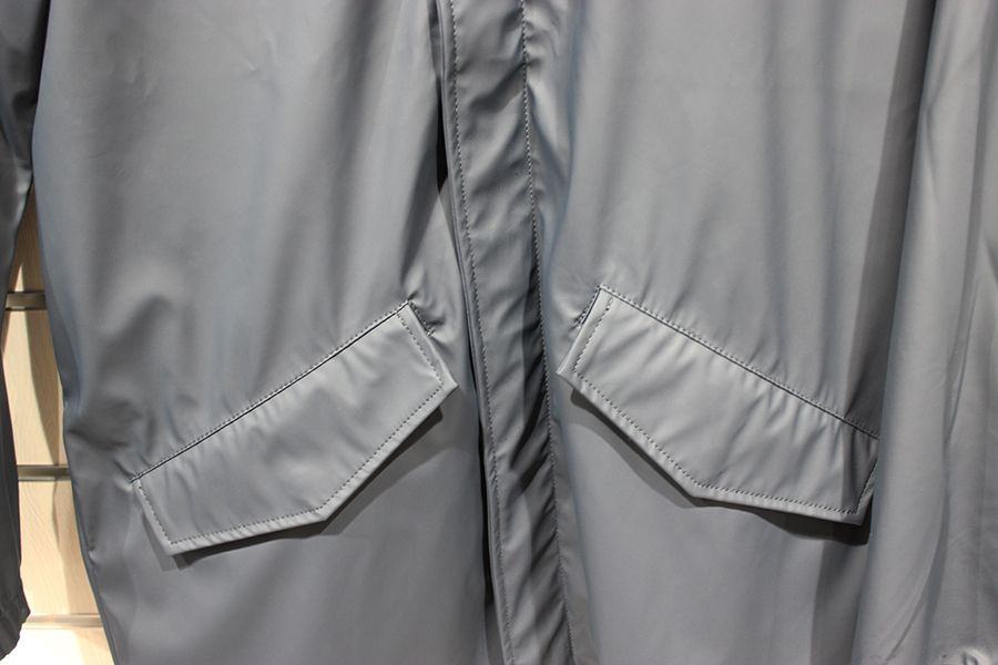 impermeable nautico batela color marino 3051 bolsillo