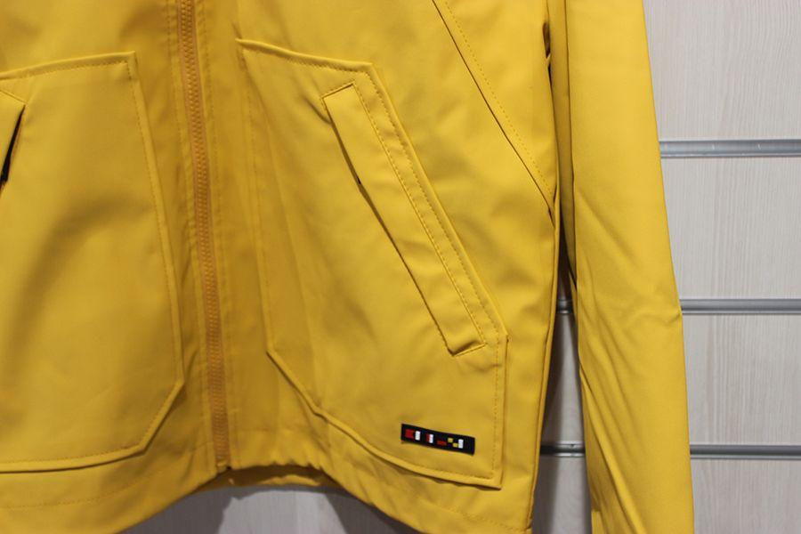 impermeable nautico batela color amarillo 3024 bolsillo
